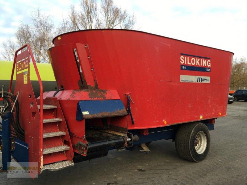 Futtermischwagen des Typs Siloking DUO 18 T, Gebrauchtmaschine in Gülzow-Prüzen OT Mühlengeez (Bild 1)
