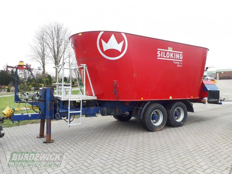 Futtermischwagen des Typs Siloking Duo 24m³ *überholt*, Gebrauchtmaschine in Lamstedt (Bild 1)