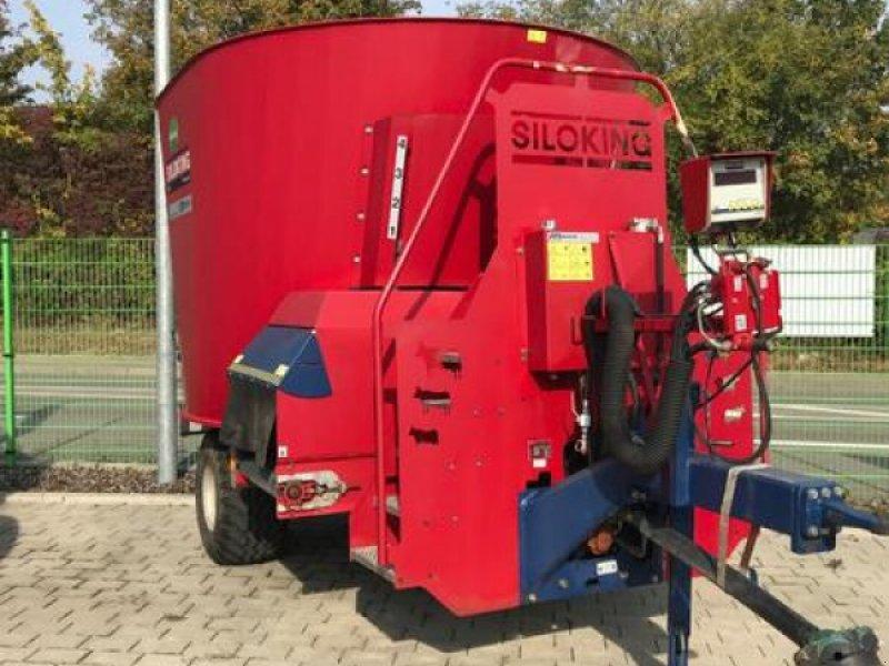 Futtermischwagen des Typs Siloking FMW Premium 12m³, Gebrauchtmaschine in Bad Rappenau (Bild 1)