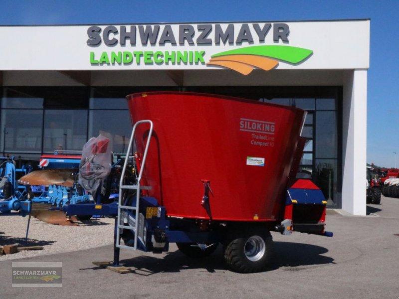 Futtermischwagen des Typs Siloking Kompakt 10m³, Neumaschine in Gampern (Bild 1)