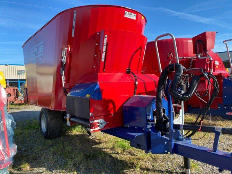 Futtermischwagen du type Siloking Mélangeuse DUO18CLASSIC Siloking, Gebrauchtmaschine en LA SOUTERRAINE (Photo 1)