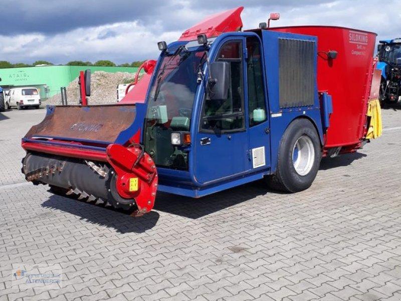 Futtermischwagen des Typs Siloking Mayer Siloking Selbstfahrer SF12, Gebrauchtmaschine in Altenberge (Bild 1)