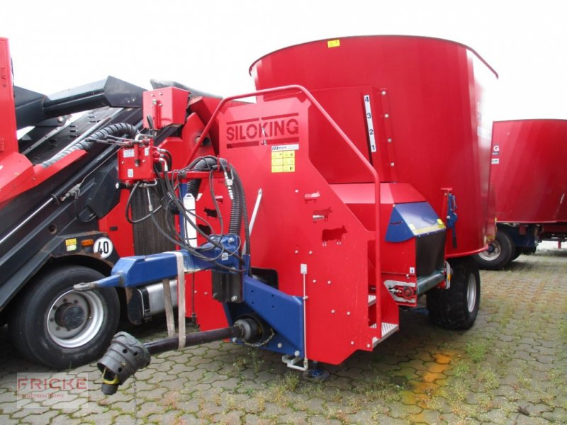 Futtermischwagen des Typs Siloking MP 10, Gebrauchtmaschine in Bockel - Gyhum (Bild 1)