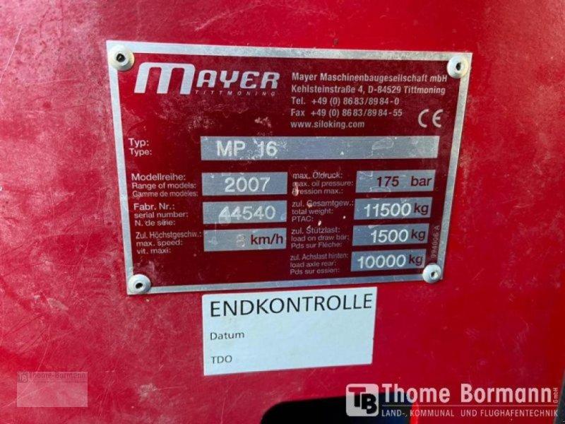 Futtermischwagen des Typs Siloking MP 16, Gebrauchtmaschine in Prüm (Bild 8)