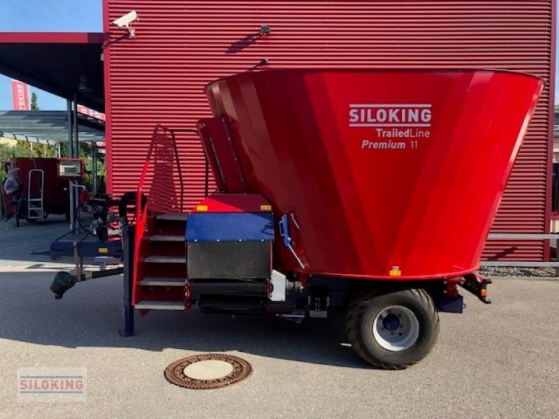 Futtermischwagen des Typs Siloking Premium 11, Gebrauchtmaschine in Tittmoning (Bild 1)