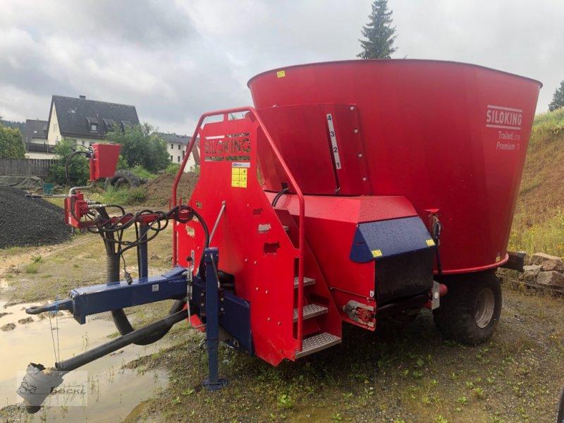 Futtermischwagen des Typs Siloking Premium 11, Gebrauchtmaschine in Erbendorf (Bild 1)