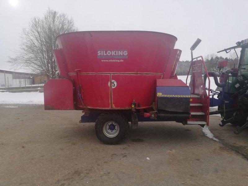 Futtermischwagen des Typs Siloking Premium 11, Gebrauchtmaschine in Garching/Alz (Bild 1)