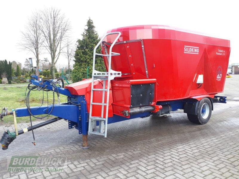 Futtermischwagen des Typs Siloking Premium 2218-20m³ Duo *neuer Behälter*, Gebrauchtmaschine in Lamstedt (Bild 1)