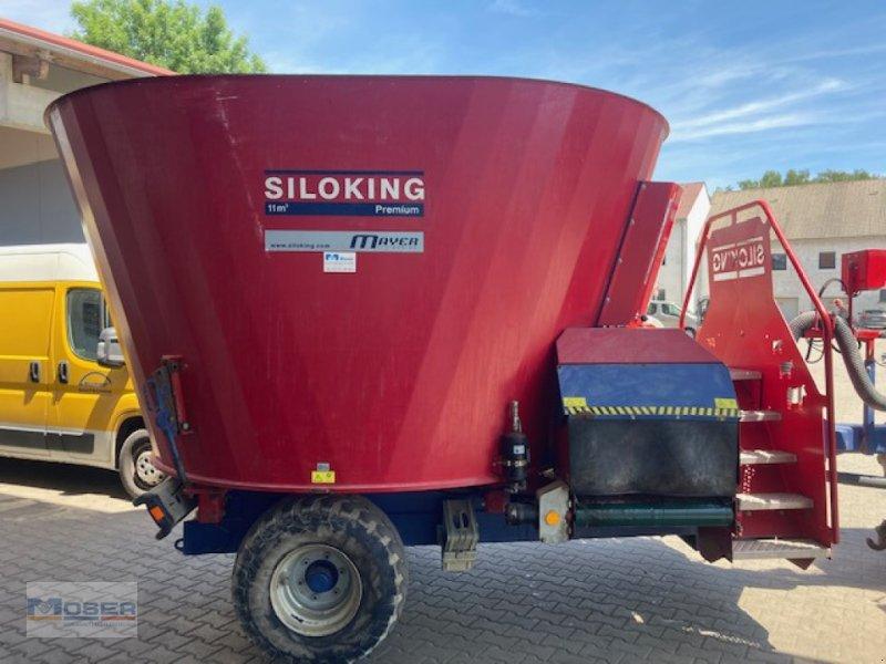 Futtermischwagen des Typs Siloking Premium, Gebrauchtmaschine in Massing (Bild 1)