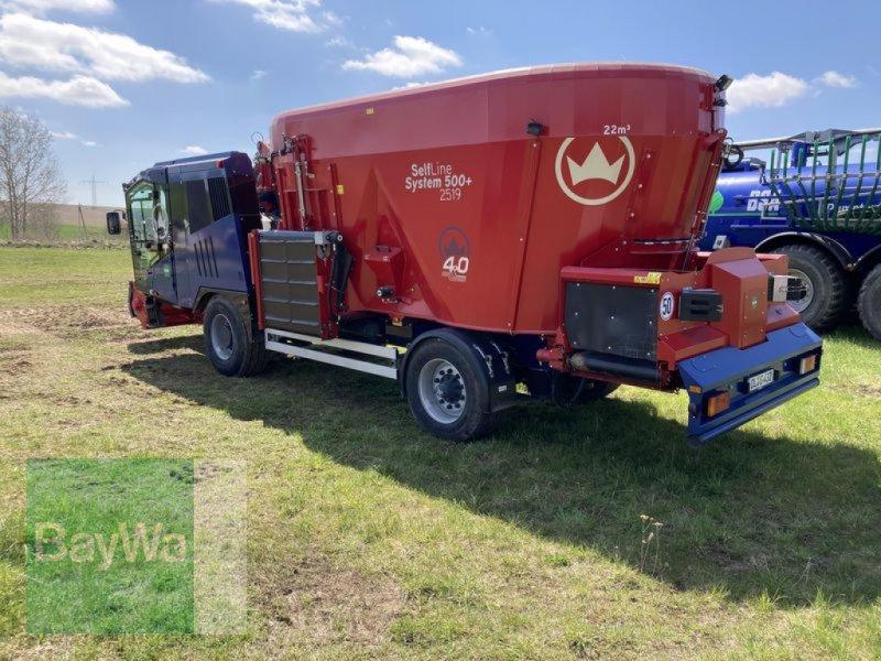 Futtermischwagen des Typs Siloking SELFLINE 4.0 SYSTEM 500+ 2519-, Vorführmaschine in Neuensalz (Bild 2)
