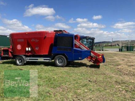 Futtermischwagen des Typs Siloking SELFLINE 4.0 SYSTEM 500+ 2519-, Vorführmaschine in Neuensalz (Bild 1)