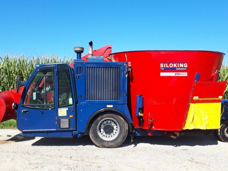 Futtermischwagen des Typs Siloking SelfLine Compact 13, Gebrauchtmaschine in Taufkirchen (Bild 1)