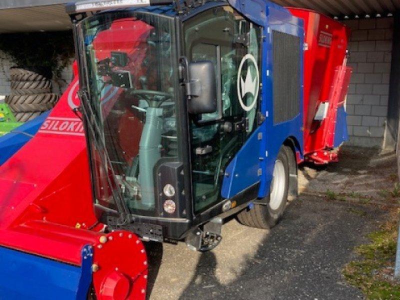 Futtermischwagen des Typs Siloking SelfLine Compact 1612, Gebrauchtmaschine in Ostrach (Bild 1)