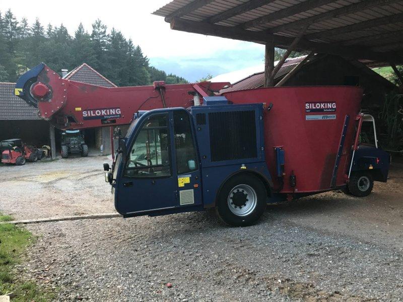 Futtermischwagen des Typs Siloking SF 13, Gebrauchtmaschine in Ostrach (Bild 1)