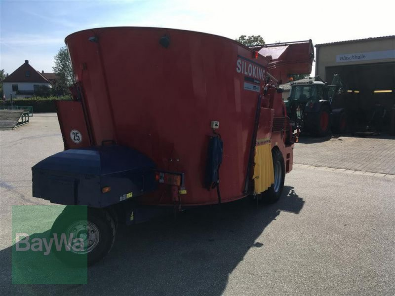 Futtermischwagen des Typs Siloking SF 13, Gebrauchtmaschine in Landshut (Bild 6)