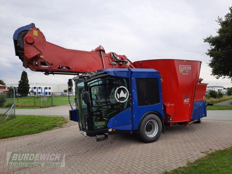 Futtermischwagen des Typs Siloking SF22-15 15m³ *Vorführ*, Gebrauchtmaschine in Lamstedt (Bild 1)