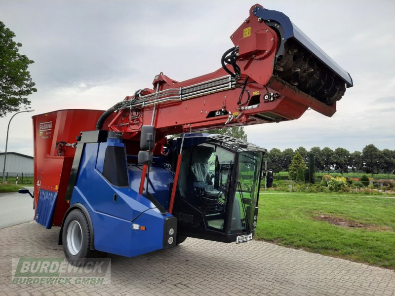 Futtermischwagen des Typs Siloking SF22-15 15m³ *Vorführ*, Gebrauchtmaschine in Lamstedt (Bild 2)