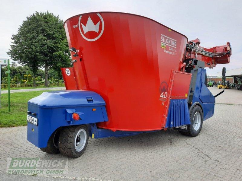 Futtermischwagen des Typs Siloking SF22-15 15m³ *Vorführ*, Gebrauchtmaschine in Lamstedt (Bild 5)