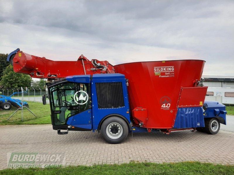 Futtermischwagen des Typs Siloking SF22-15 15m³ *Vorführ*, Gebrauchtmaschine in Lamstedt (Bild 9)