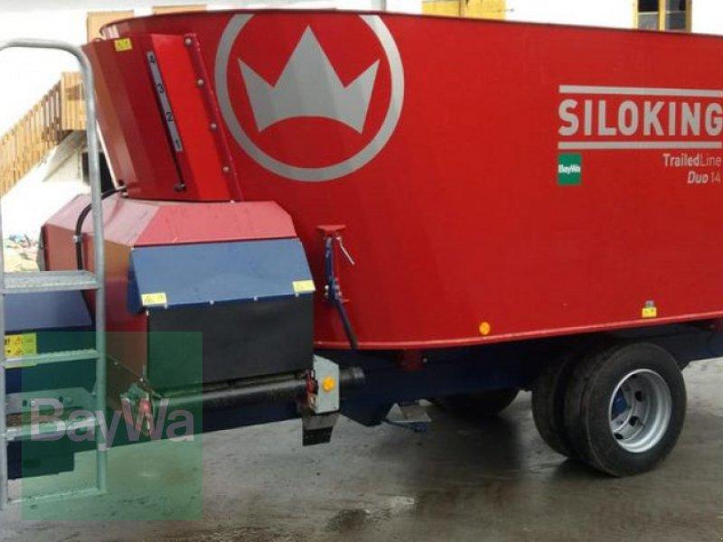Futtermischwagen des Typs Siloking SILOKING FUTTERMISCHWAGEN 14M³, Vorführmaschine in Altoetting (Bild 1)
