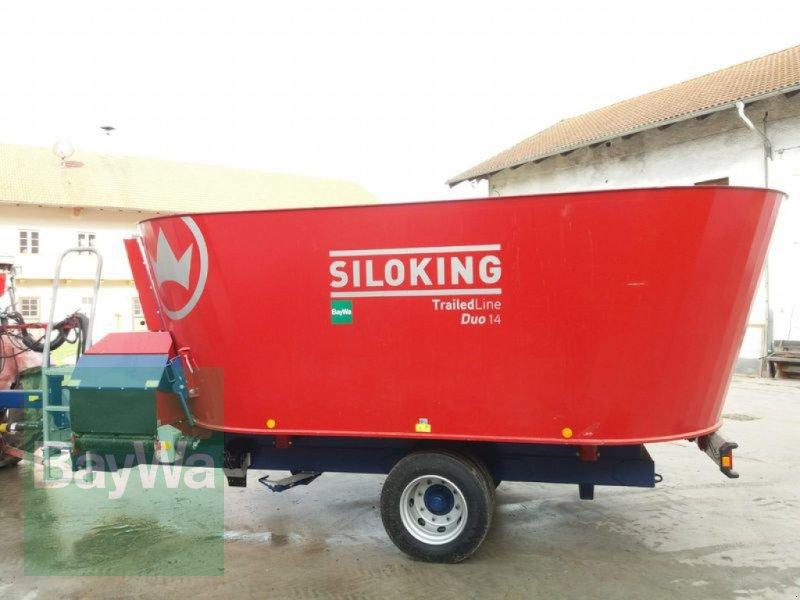 Futtermischwagen του τύπου Siloking SILOKING FUTTERMISCHWAGEN 14M³, Vorführmaschine σε Altoetting (Φωτογραφία 3)