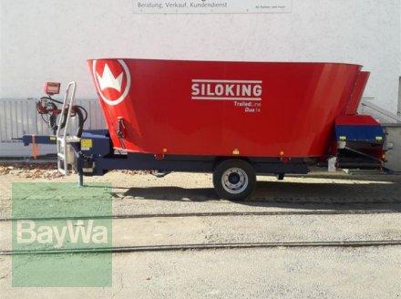 Futtermischwagen des Typs Siloking SILOKING FUTTERMISCHWAGEN 14M³, Neumaschine in Griesstätt (Bild 2)