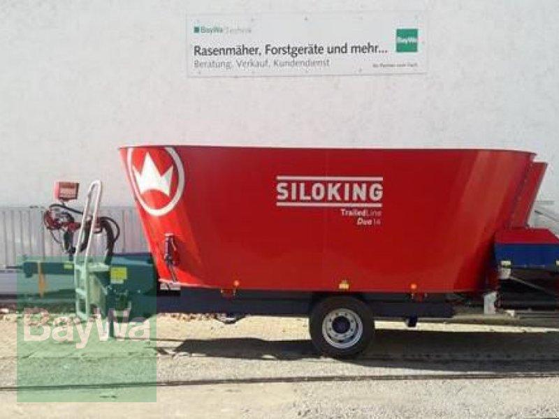 Futtermischwagen des Typs Siloking SILOKING FUTTERMISCHWAGEN 14M³, Neumaschine in Griesstätt (Bild 1)