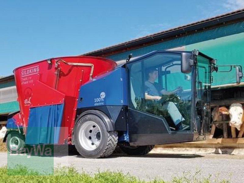 Futtermischwagen des Typs Siloking SILOKING TRUCKLINE E.0 ETRUCK, Neumaschine in Waldkirchen (Bild 3)