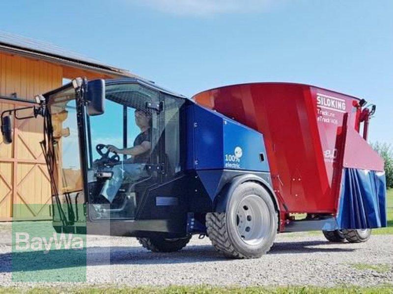 Futtermischwagen des Typs Siloking SILOKING TRUCKLINE E.0 ETRUCK, Neumaschine in Waldkirchen (Bild 2)