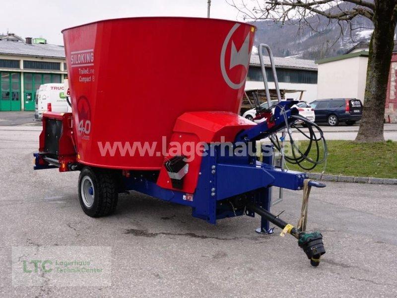 Futtermischwagen des Typs Siloking TL 4.0COMPACT 8, Vorführmaschine in Kirchdorf (Bild 1)