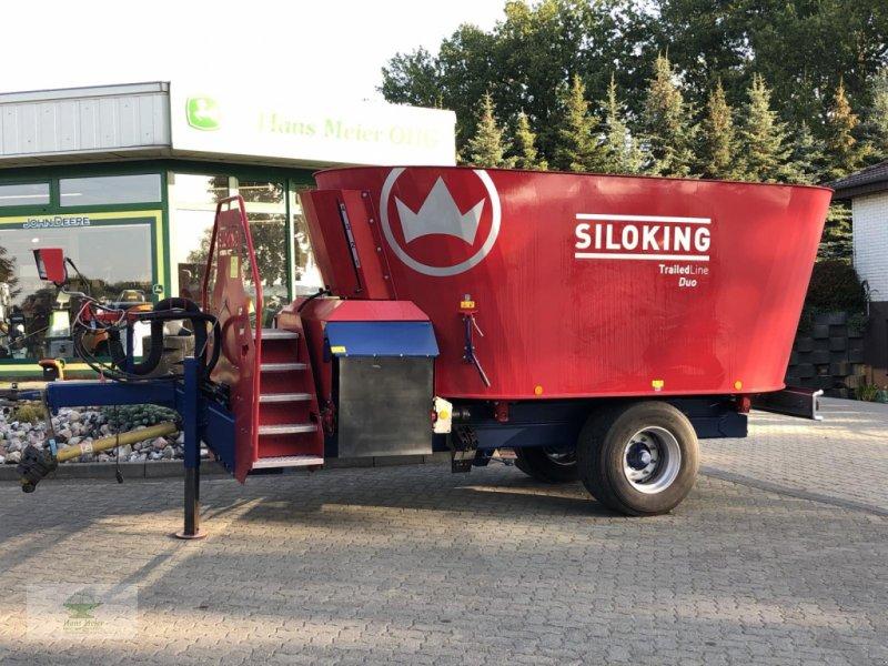 Futtermischwagen a típus Siloking Trailed Line Classic Duo 12, Gebrauchtmaschine ekkor: Rubenow OT Groß Ernsthof (Kép 1)