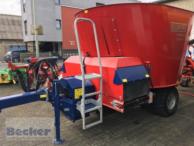 Futtermischwagen des Typs Siloking Trailed Line Compact 10 T, Gebrauchtmaschine in Runkel-Dehrn (Bild 1)