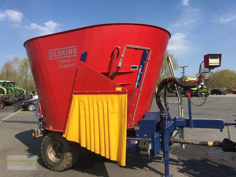 Futtermischwagen des Typs Siloking Trailed Line Compact 12, Gebrauchtmaschine in Gülzow-Prüzen OT Mühlengeez (Bild 1)