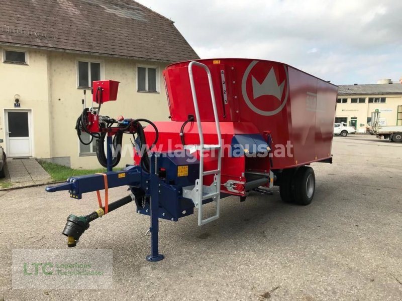 Futtermischwagen a típus Siloking TRAILED LINE DUO 14T CL., Vorführmaschine ekkor: Kirchdorf (Kép 1)