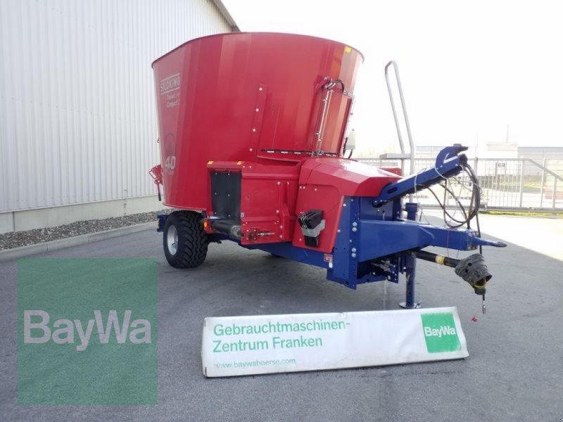 Futtermischwagen des Typs Siloking TRAILEDLINE 4.0 COMPACT 12, Gebrauchtmaschine in Bamberg