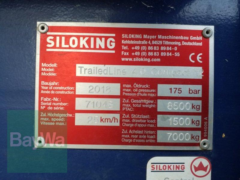 Futtermischwagen des Typs Siloking TRAILEDLINE 4.0 COMPACT 12, Gebrauchtmaschine in Bamberg (Bild 13)