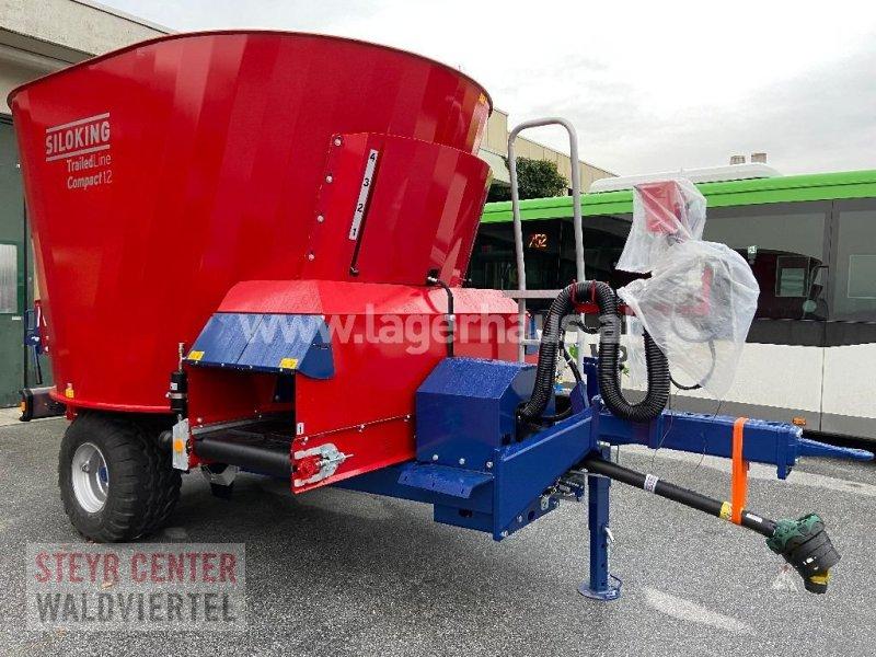 Futtermischwagen a típus Siloking TRAILEDLINE CLASSIC COMPACT 12, Vorführmaschine ekkor: Gmünd (Kép 1)