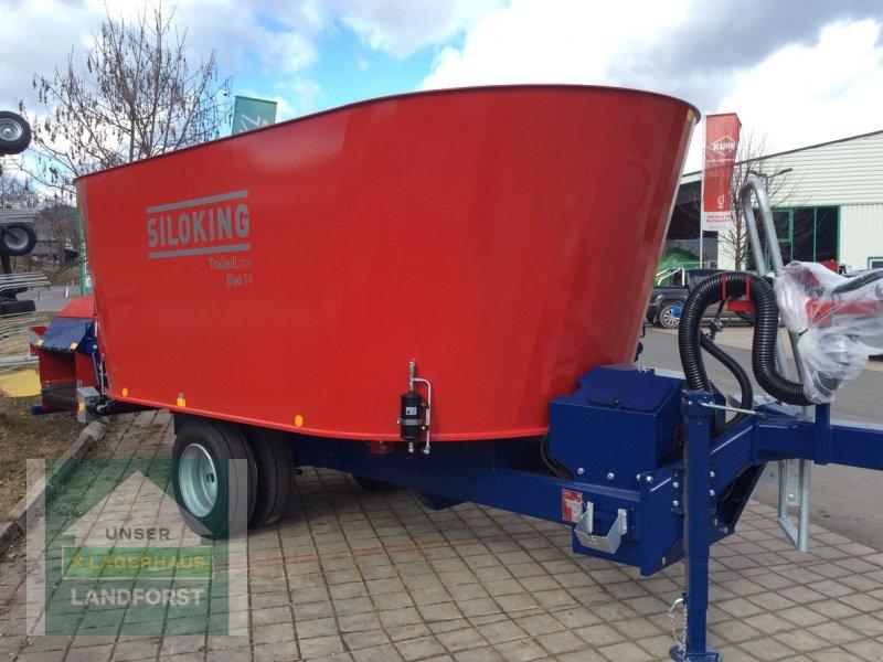 Futtermischwagen typu Siloking TrailedLine Classic Duo 14-T, Neumaschine v Knittelfeld (Obrázok 1)