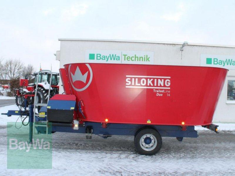 Futtermischwagen des Typs Siloking TrailedLine Classic Duo 14-T, Vorführmaschine in Straubing (Bild 1)