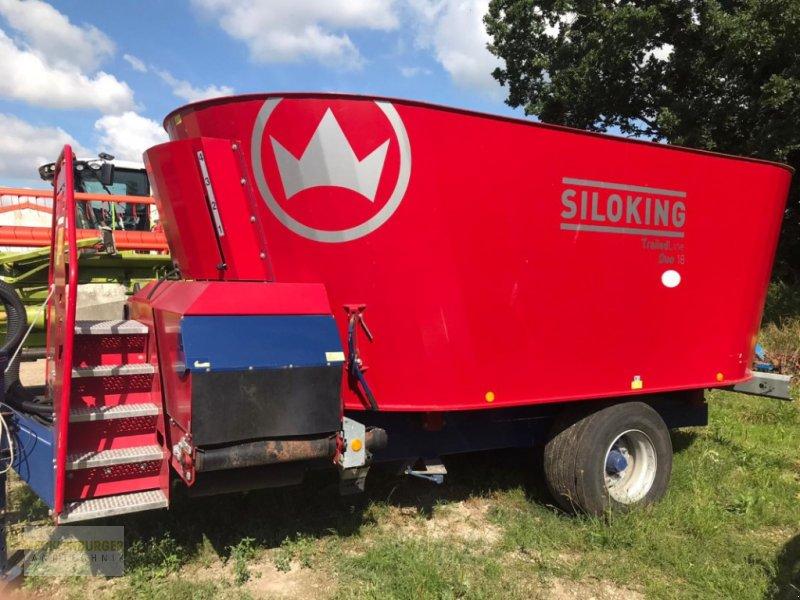 Futtermischwagen des Typs Siloking TrailedLine Classic Duo 18-T, Vorführmaschine in Gülzow-Prüzen OT Mühlengeez (Bild 1)