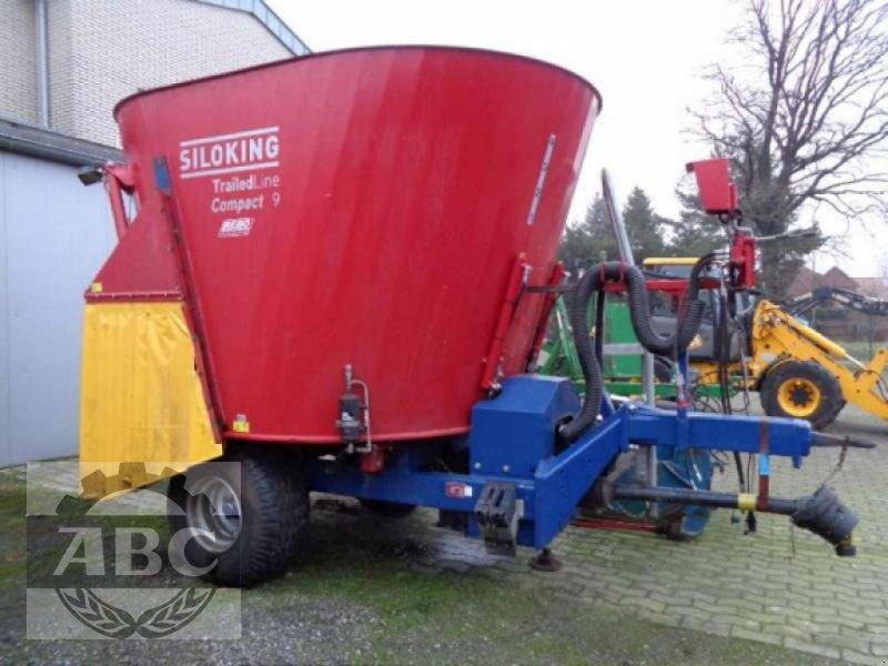 Futtermischwagen des Typs Siloking TRAILEDLINE COMPACT 9, Gebrauchtmaschine in Lindern (Bild 1)