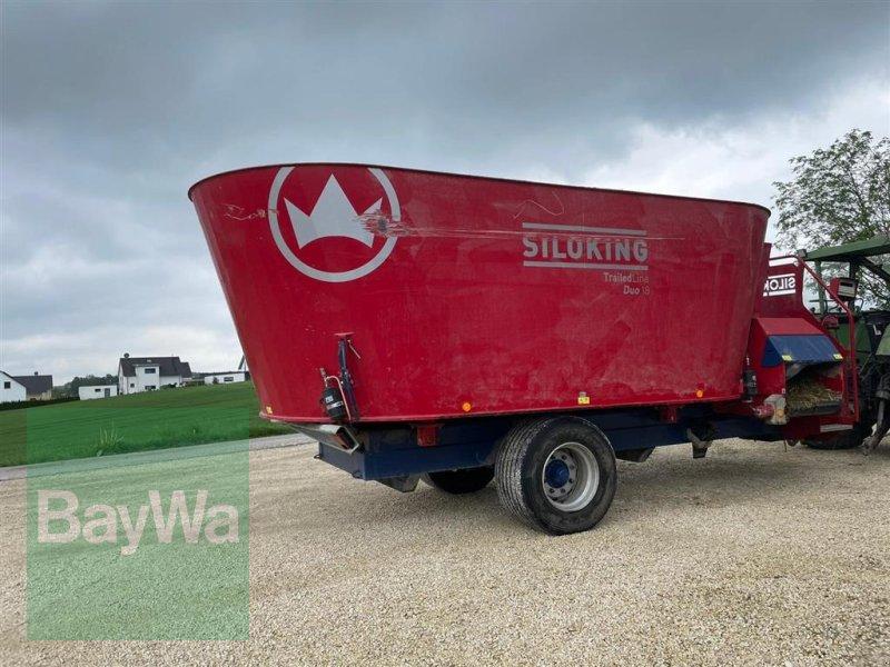 Futtermischwagen des Typs Siloking TrailedLine Duo 18, Gebrauchtmaschine in Langenau (Bild 2)