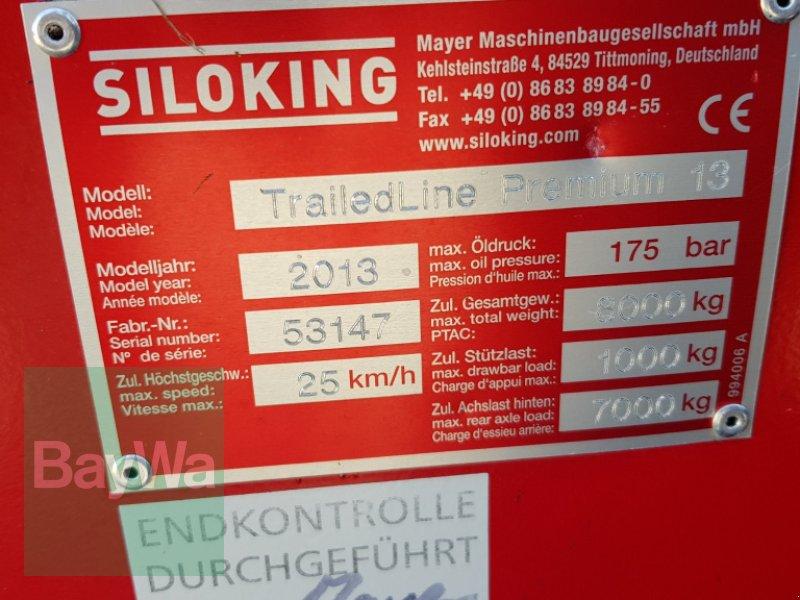 Futtermischwagen des Typs Siloking TrailedLine Premium 13, Gebrauchtmaschine in Bamberg (Bild 5)
