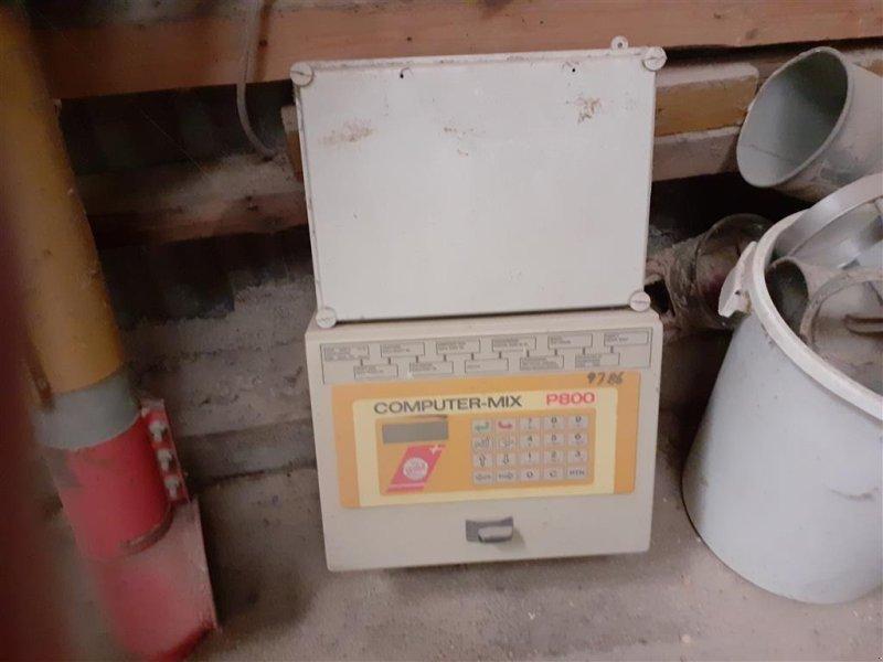 Futtermischwagen типа Skiold Computer-Mix P800, Gebrauchtmaschine в Egtved (Фотография 2)