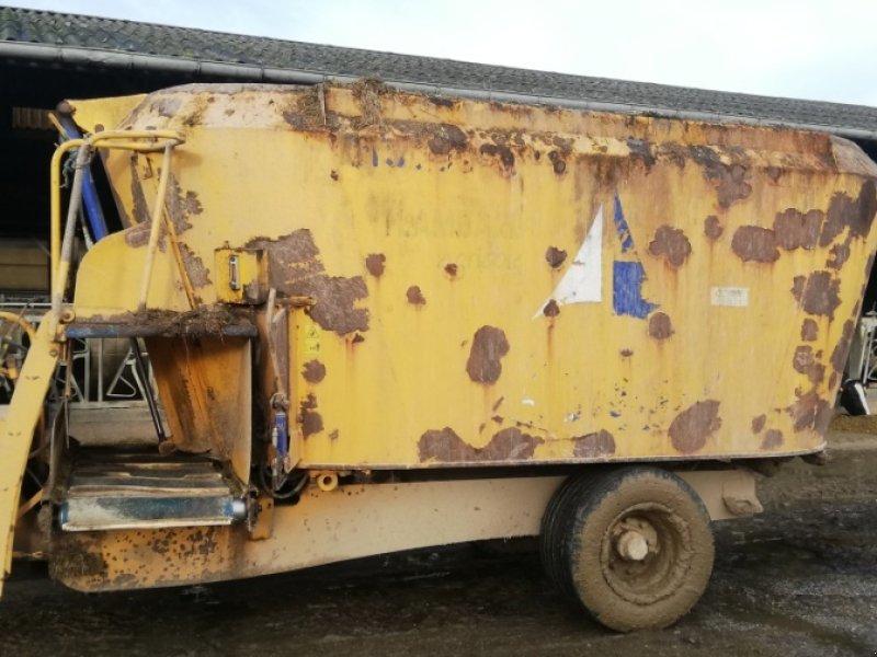 Futtermischwagen des Typs Sonstige 14 M3, Gebrauchtmaschine in PERIERS (Bild 1)
