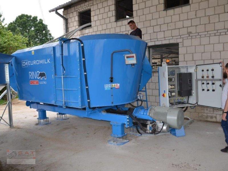 Futtermischwagen des Typs Sonstige Elektromischer Stationär von 5-52 m³, Neumaschine in Eberschwang (Bild 1)
