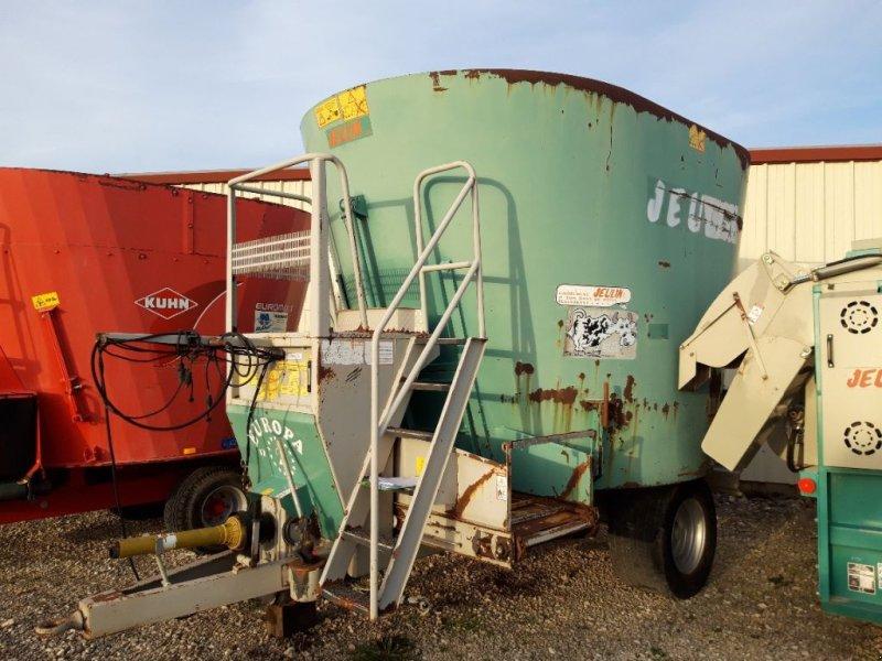 Futtermischwagen a típus Sonstige EUROPA 2, Gebrauchtmaschine ekkor: MARBEVILLE (Kép 1)