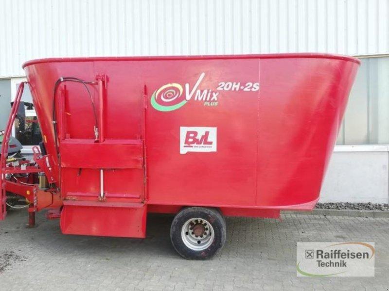 Futtermischwagen des Typs Sonstige Futtermischwagen 20m³, Gebrauchtmaschine in Semmenstedt (Bild 1)