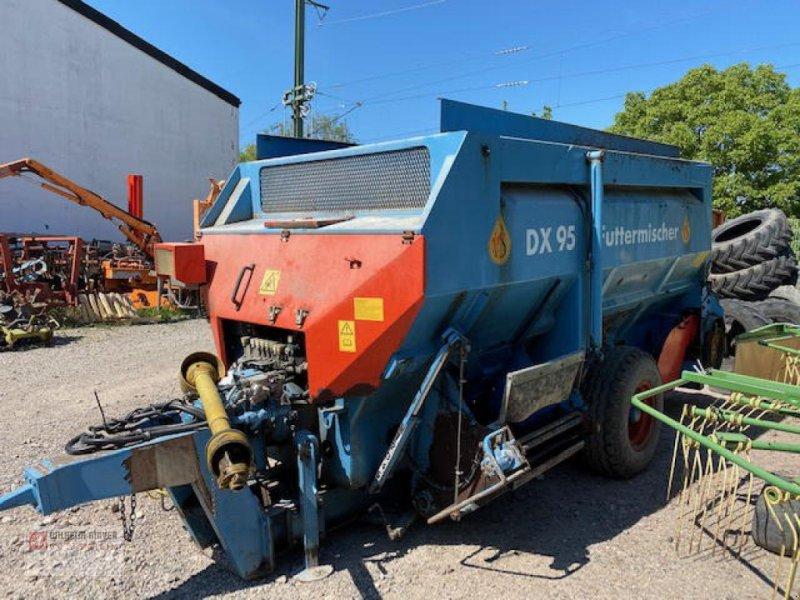 Futtermischwagen des Typs Sonstige HIMEL DX95, Gebrauchtmaschine in Gottenheim (Bild 2)