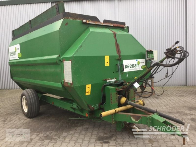Futtermischwagen des Typs Sonstige Keenan Klassik 140, Gebrauchtmaschine in Wildeshausen (Bild 1)